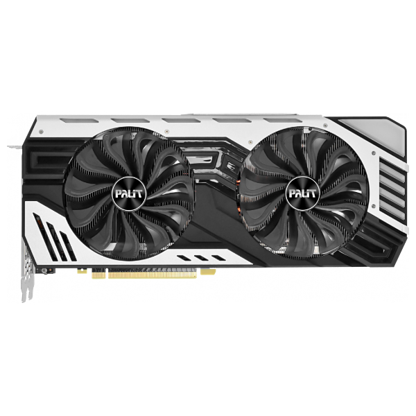Видеокарта GeForce RTX2070 8192Mb Palit PA-RTX2070 JetStream 8G, 1410/14000, 256bit, GDDR6, HDMI, 3хDP, Type-C