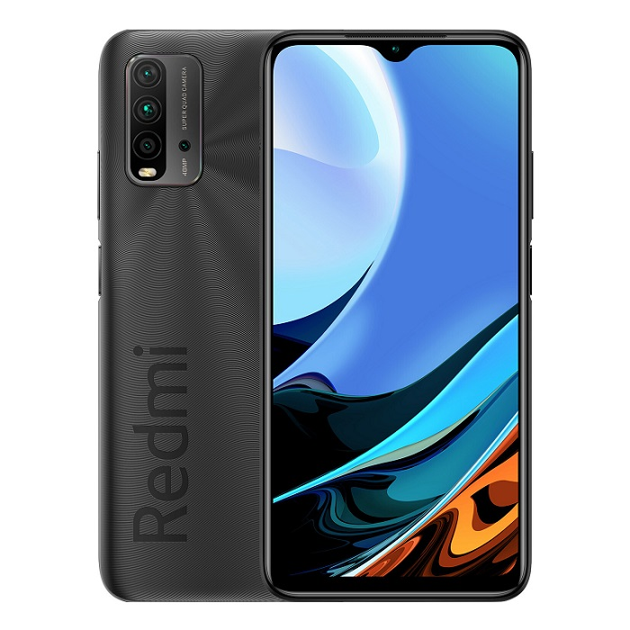 Смартфон Xiaomi Redmi 9T 4/128Gb серый Global Version