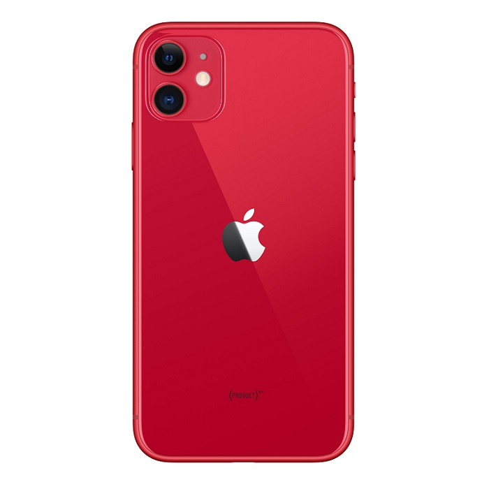 Смартфон Apple iPhone 11 64Gb красный RU