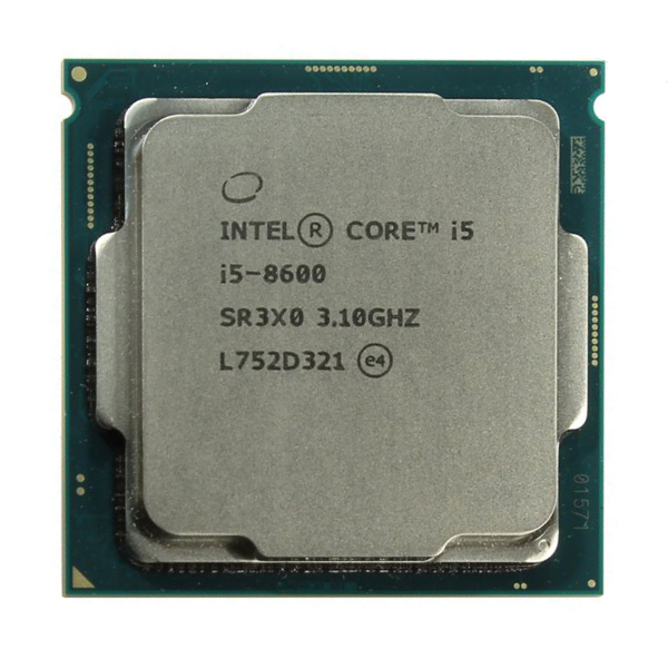 Процессор Intel Core i5 8600, 6x3.1GHz/9Mb/UHDG 630 LGA-1151v2 BOX
