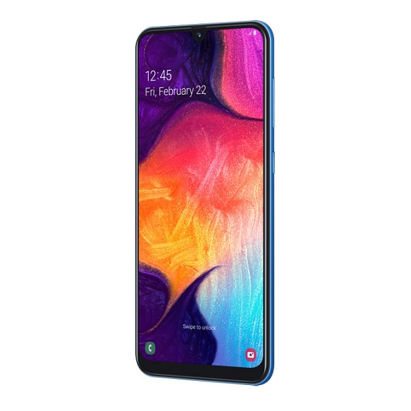 Смартфон Samsung Galaxy A50 SM-A505F/DS 4/128Gb синий