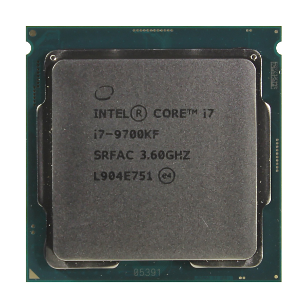 Процессор Intel Core i7 9700KF, 8x3.6GHz/12Mb LGA-1151v2 OEM