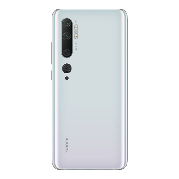 Смартфон Xiaomi Mi Note 10 6/128Gb белый Global Version
