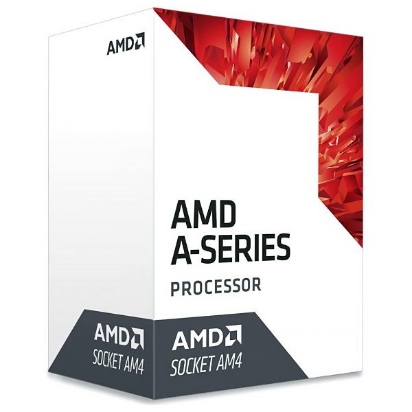 Процессор AMD A12-9800E 4x3.1Ghz/5000Mhz/2Mb AM4 BOX