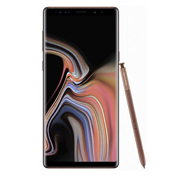 Смартфон Samsung Galaxy Note 9 SM-N960F 128Gb, Metallic Copper