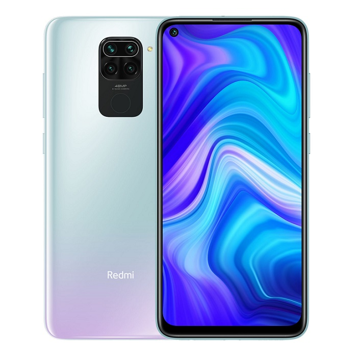 Смартфон Xiaomi Redmi Note 9 4/128Gb белый Global Version