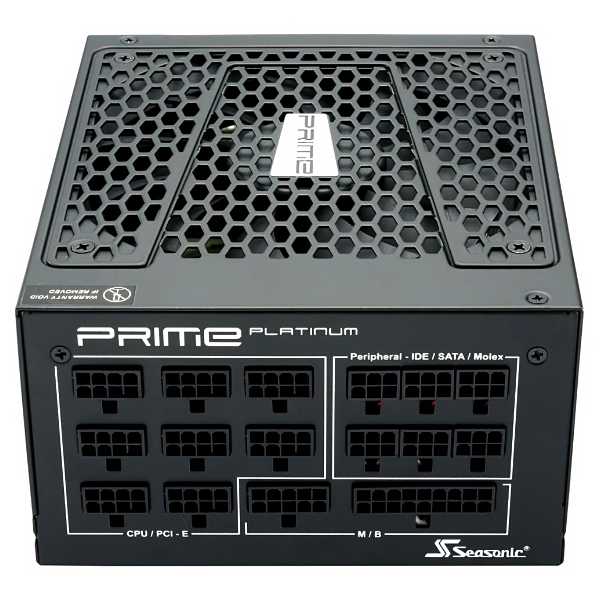Блок питания ATX 1300 Вт Seasonic PRIME Platinum SSR-1300PD, 80Plus Platinum
