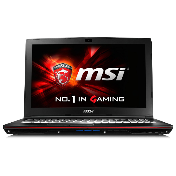 "Ноутбук MSI GP62 6QF-466RU Leopard Pro, i7 6700HQ/8Gb/1Tb/GTX960M 2Gb/DVDRW/15.6"" FHD/Windows10/черный"