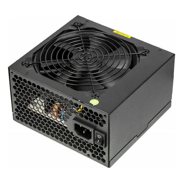 Блок питания ATX 600 Вт Accord ACC-600W-80BR, 80Plus