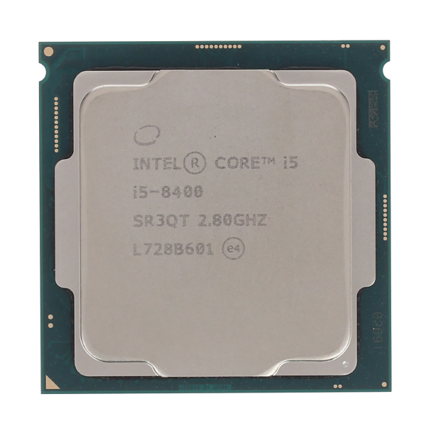 Процессор Intel Core i5 8400, 6x2.8GHz/9Mb/UHDG 630 LGA-1151v2 BOX