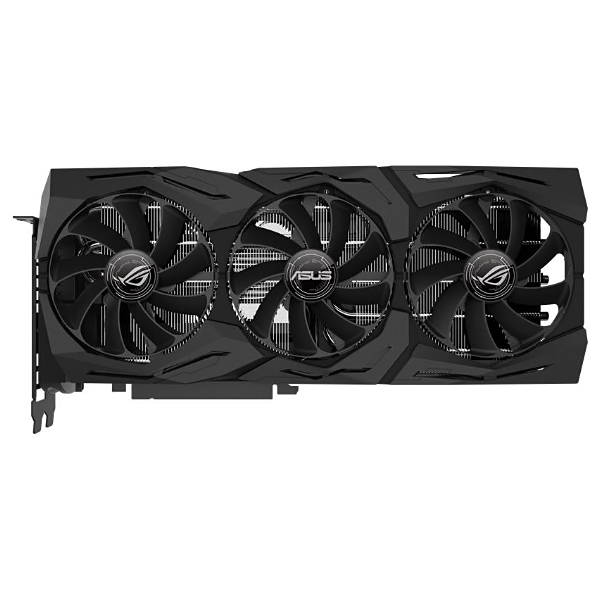 Видеокарта GeForce RTX2080 8192Mb Asus ROG-STRIX-RTX2080-O8G-GAMING, 1515/14000, 256bit, GDDR6, 2хHDMI, 2xDisplayPort, Type-C
