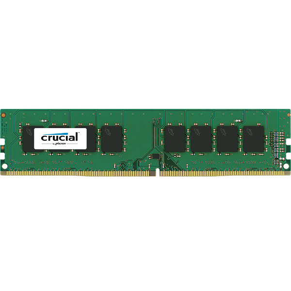 Оперативная память DDR-4 DIMM 8Gb PC-19200 2400Mhz CL17 Crucial CT8G4DFD824A