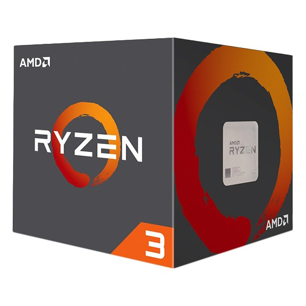 Процессор AMD Ryzen 3 1200 4x3.1Ghz/8Mb AM4 BOX