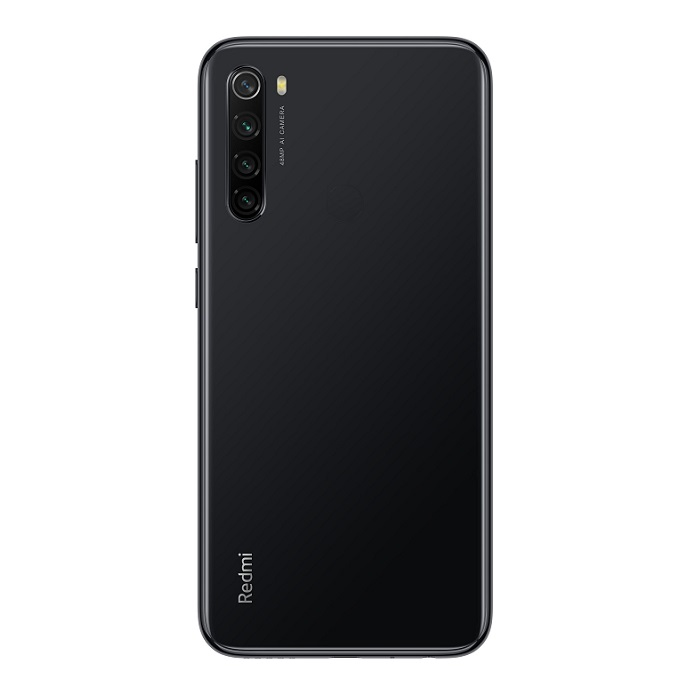 Смартфон Xiaomi Redmi Note 8 4/128Gb черный космос Global Version