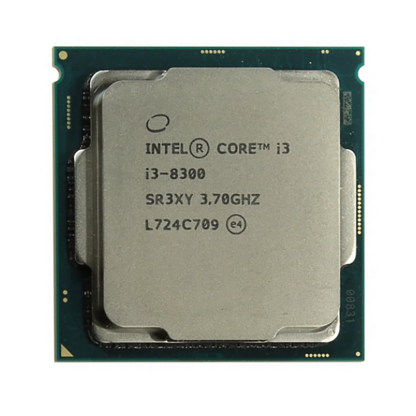 Процессор Intel Core i3 8300, 4x3.7GHz/8Mb/UHDG 630 LGA-1151v2 OEM