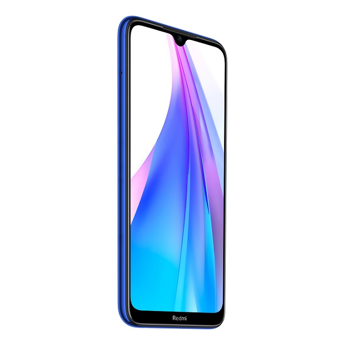 Смартфон Xiaomi Redmi Note 8T 4/128Gb синий Global Version