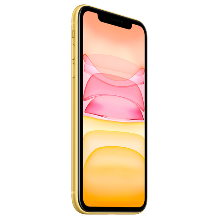 Смартфон Apple iPhone 11 64Gb желтый