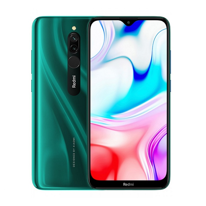 Смартфон Xiaomi Redmi 8 4/64Gb зеленый