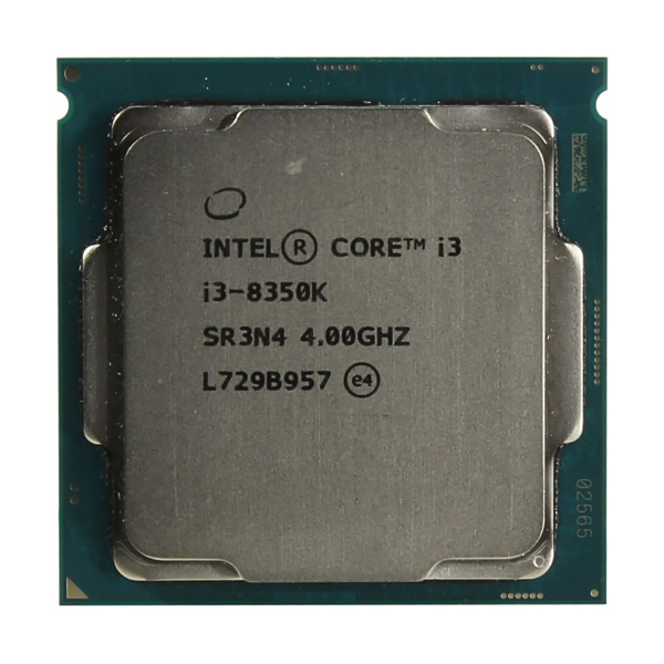 Процессор Intel Core i3 8350K, 4x4.0GHz/8Mb/UHDG 630 LGA-1151v2 OEM