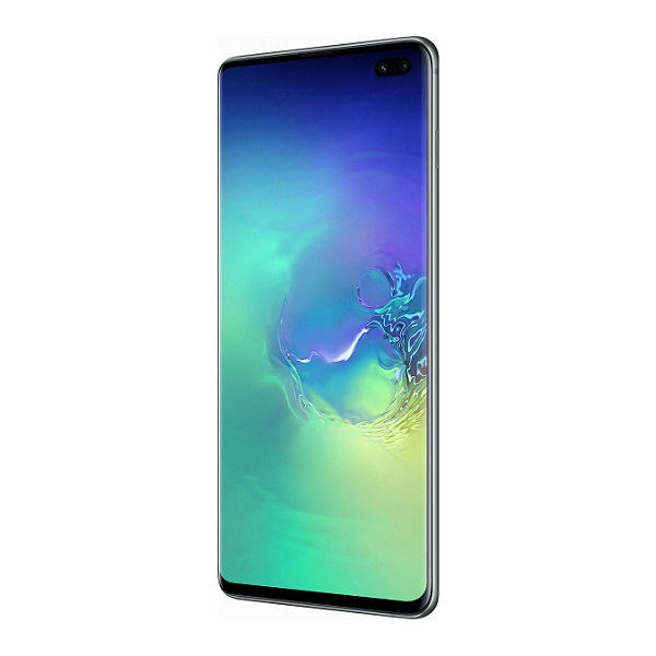 Смартфон Samsung Galaxy S10+ 8/128Gb аквамарин RU