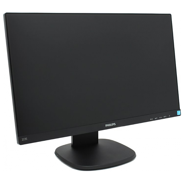 "Монитор 21.5"" TFT Philips 223S7EYMB, 1920x1080 IPS 5ms VGA DisplayPort"