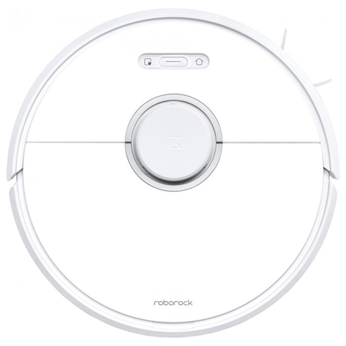 Купить Робот-пылесос Xiaomi Roborock S6, белый в Екатеринбурге по низкой цене