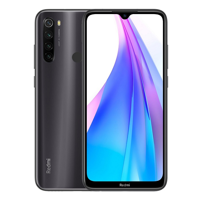 Смартфон Xiaomi Redmi Note 8T 3/32Gb серый Global Version
