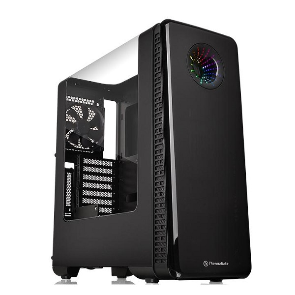 Корпус ATX Thermaltake View 28 RGB CA-1H2-00M1WN-00 без БП, черный