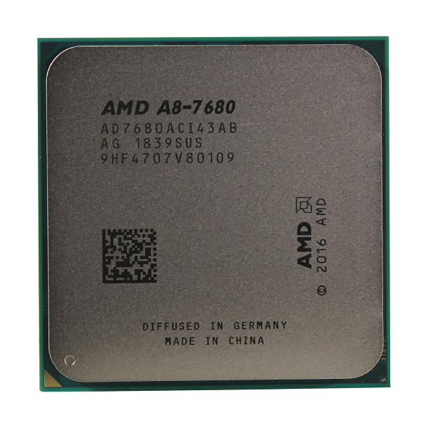 Процессор AMD A8-7680 4x3.5Ghz/5000Mhz/4Mb FM2 BOX