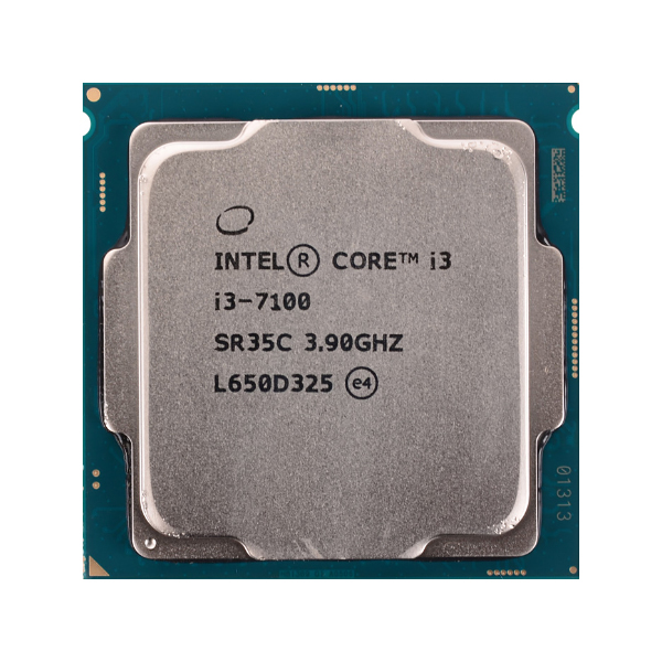 Процессор Intel Core i3 7100, 2x3.9GHz/3Mb/HDG 630 LGA-1151 BOX