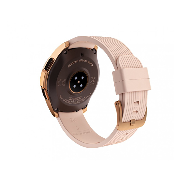 Смарт-часы Samsung Galaxy Watch 42mm SM-R810, Rose Gold