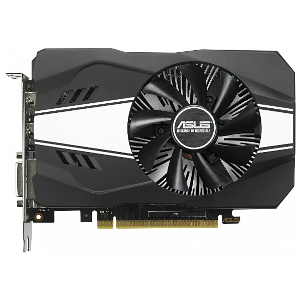 Видеокарта GeForce GTX1060 6144Mb Asus PH-GTX1060-6G, 1506/8008, 192bit, GDDR5, DVI, 2xHDMI, DP