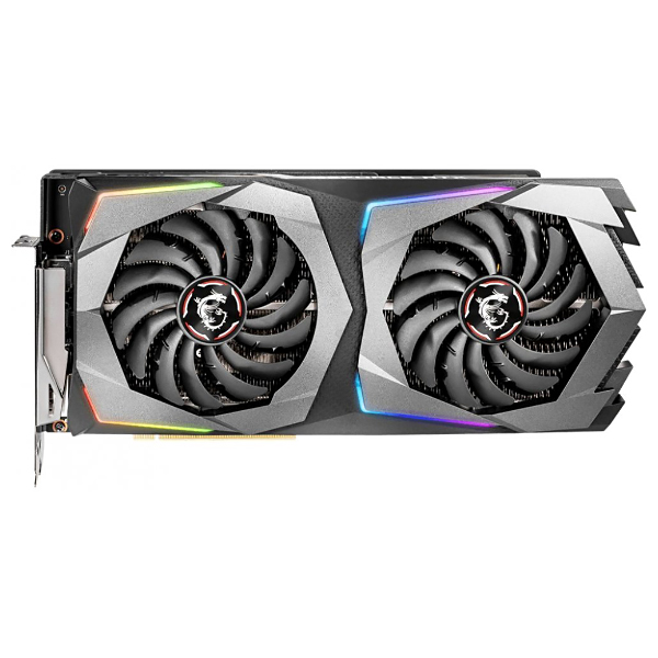 Видеокарта GeForce RTX2070 8192Mb MSI RTX 2070 GAMING 8G, 1410/14000, 256bit, GDDR6, HDMI, 3хDP, Type-C
