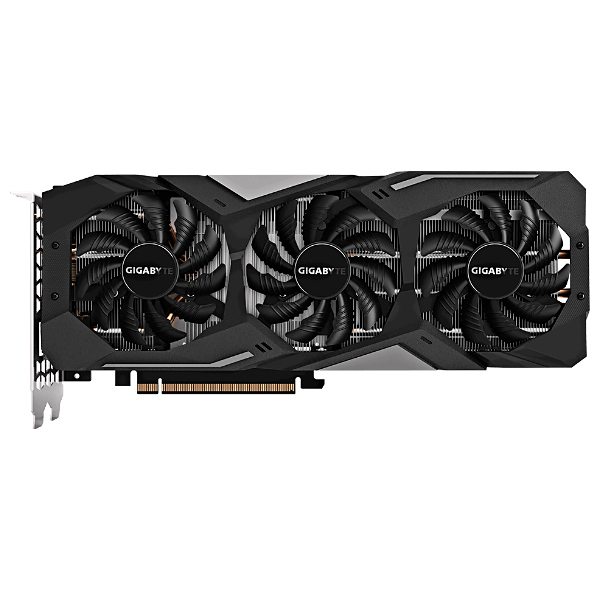 Видеокарта GeForce RTX2070 8192Mb Gigabyte GV-N2070GAMING OC-8GC, 1725/14000, 256bit, GDDR6, HDMI, 3хDP, Type-C