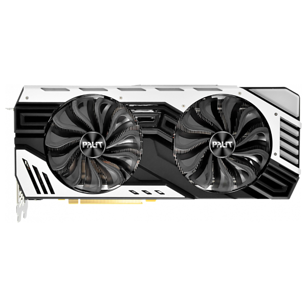 Видеокарта GeForce RTX2080 8192Mb Palit PA-RTX2080 Super Jetstream 8G, 1515/14000, 256bit, GDDR6, HDMI, 3хDP, Type-C