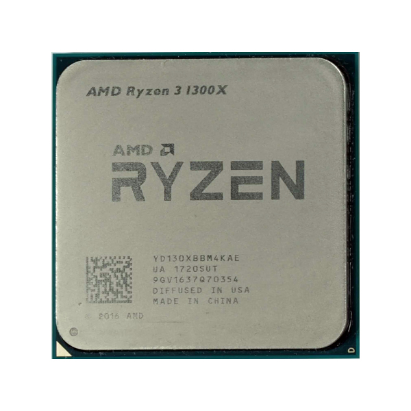 Процессор AMD Ryzen 3 1300X 4x3.5Ghz/8Mb AM4 BOX