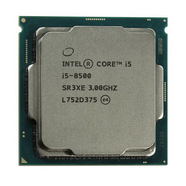 Процессор Intel Core i5 8500, 6x3.0GHz/9Mb/UHDG 630 LGA-1151v2 BOX