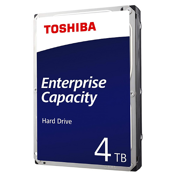 "Жесткий диск 3.5"" 4Tb Toshiba Enterprise Capacity MG04SCA40EE, 7200rpm, 128Mb, SAS 3.0"