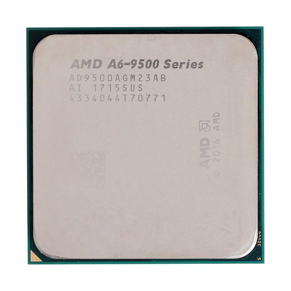 Процессор AMD A6-9500 2x3.5Ghz/5000Mhz/1Mb AM4 BOX