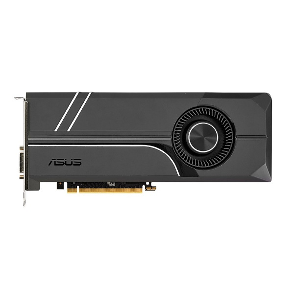 Видеокарта GeForce GTX1070 8192Mb Asus TURBO-GTX1070-8G, 1506/8008, 256bit, GDDR5, DVI, HDMI, 3xDP