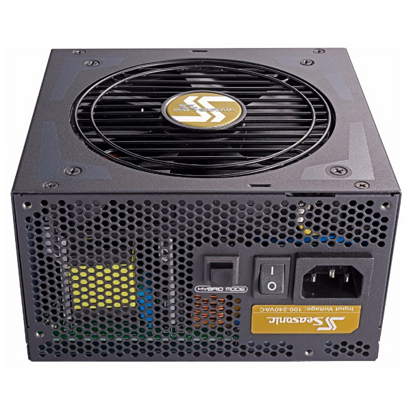Блок питания ATX 1000 Вт Seasonic FOCUS Plus Gold SSR-1000FX, 80Plus Gold