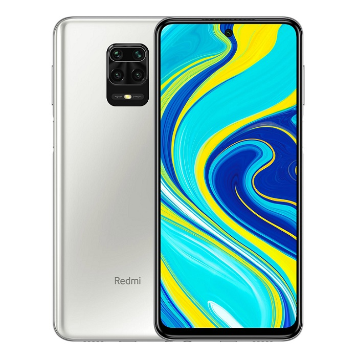 Смартфон Xiaomi Redmi Note 9S 4/64Gb белый RU