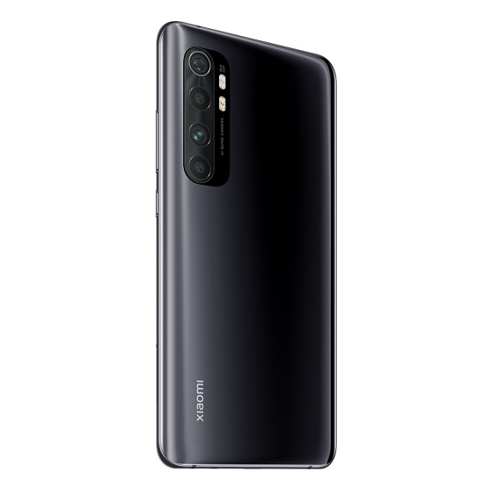 Смартфон Xiaomi Mi Note 10 Lite 6/128Gb черный Global Version