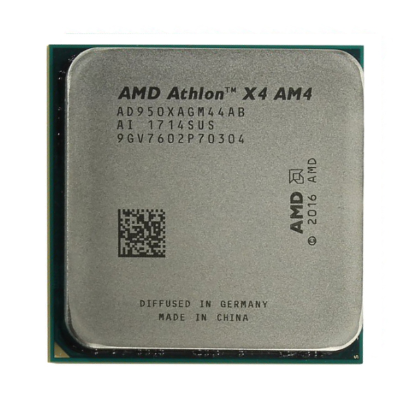 Процессор AMD Athlon X4 950 4x3.5Ghz/2Mb AM4 OEM