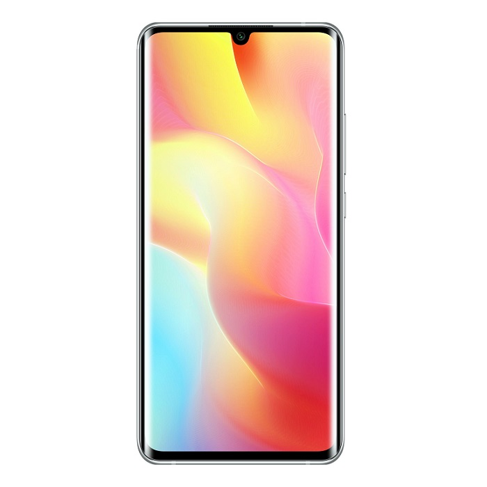 Смартфон Xiaomi Mi Note 10 Lite 8/128Gb белый Global Version