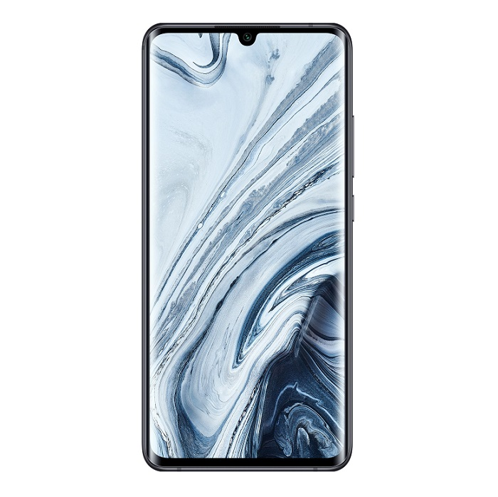 Смартфон Xiaomi Mi Note 10 6/128Gb черный Global Version