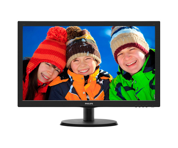"Монитор 21.5"" TFT Philips 223V5LSB2, 1920x1080, LED, 5мс, VGA"