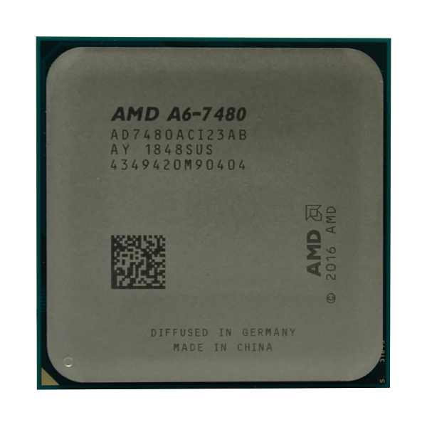 Процессор AMD A6-7480 2x3.8Ghz/5000Mhz/1Mb FM2 BOX