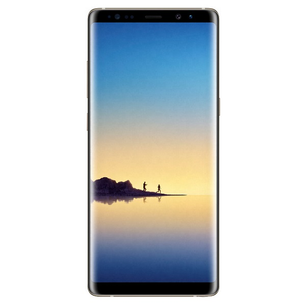 Смартфон Samsung Galaxy Note 8 SM-N950F 64Gb, желтый топаз