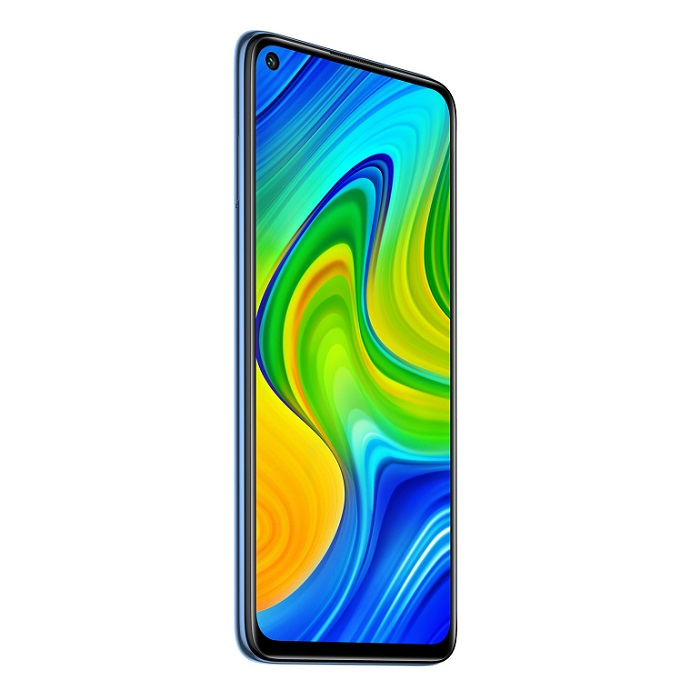 Смартфон Xiaomi Redmi Note 9 4/128Gb NFC серый Global Version
